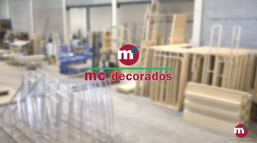 New corporate video of MC Decorados