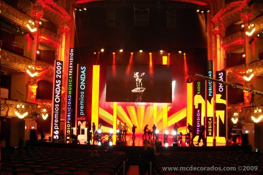 56 Premios Ondas