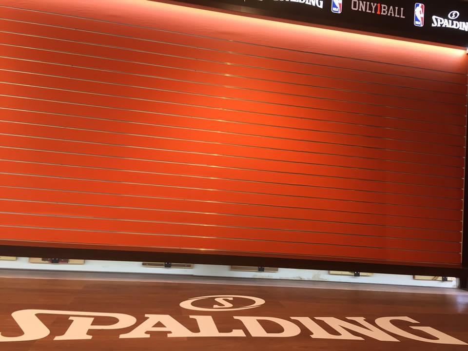 Zona Spalding tienda 24 Segons barcelona