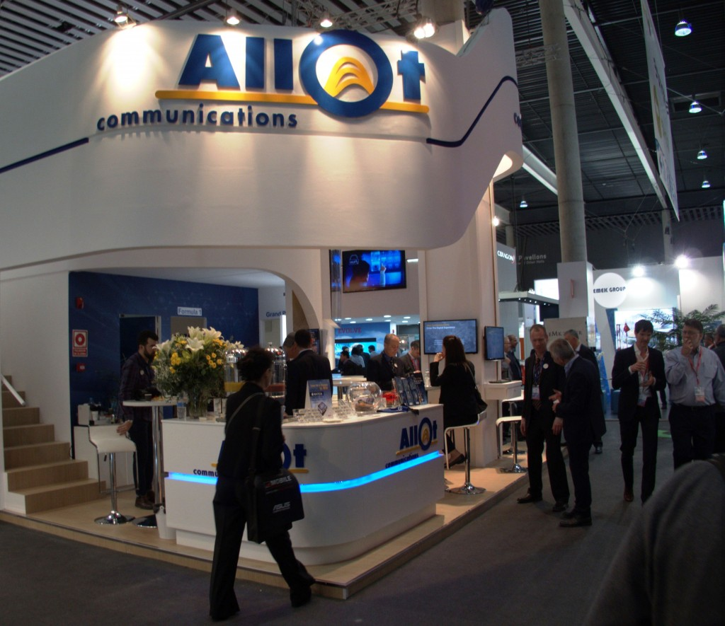 Stand Allot - MWC 2016