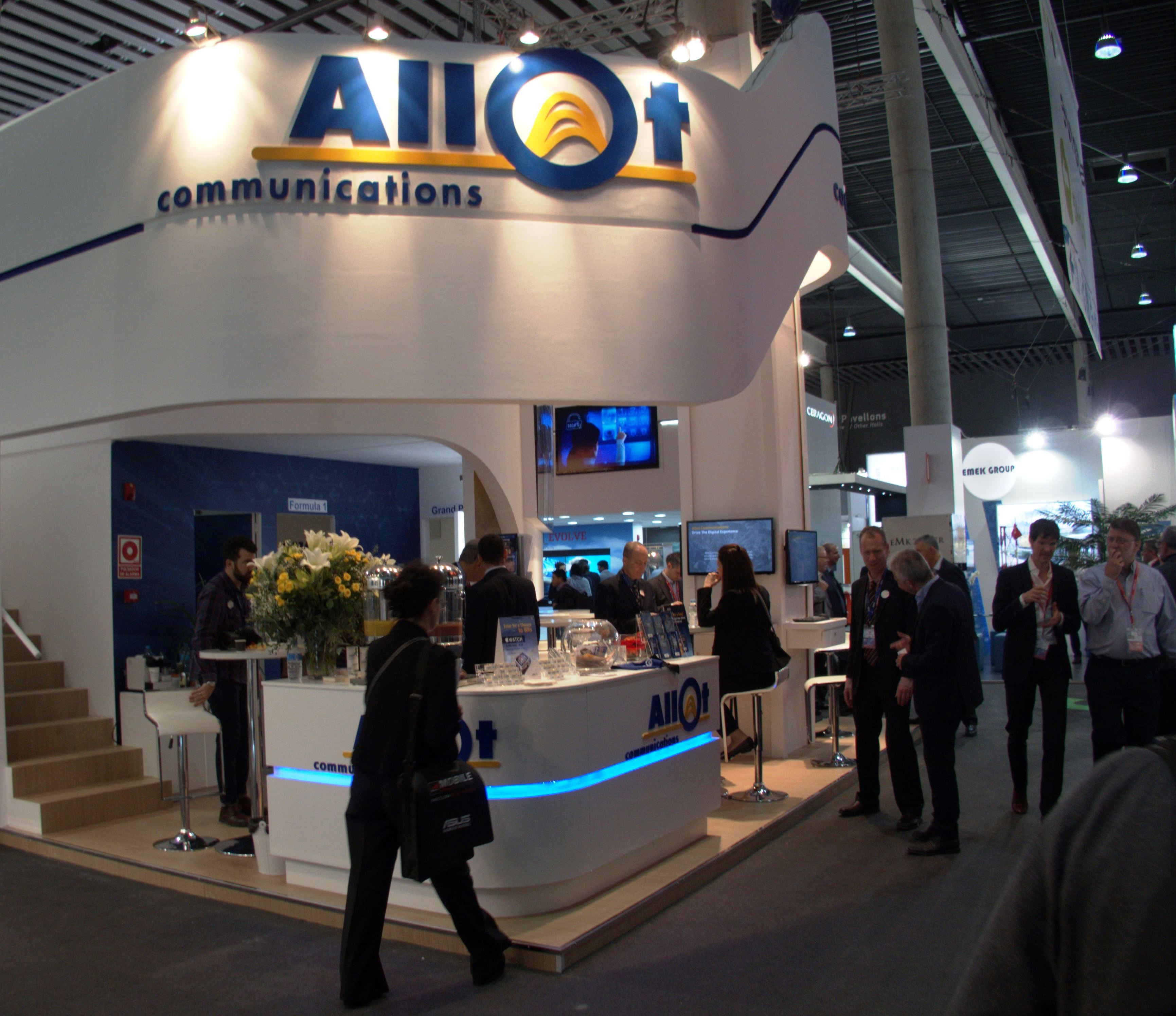 Allot Stand – MWC 2016