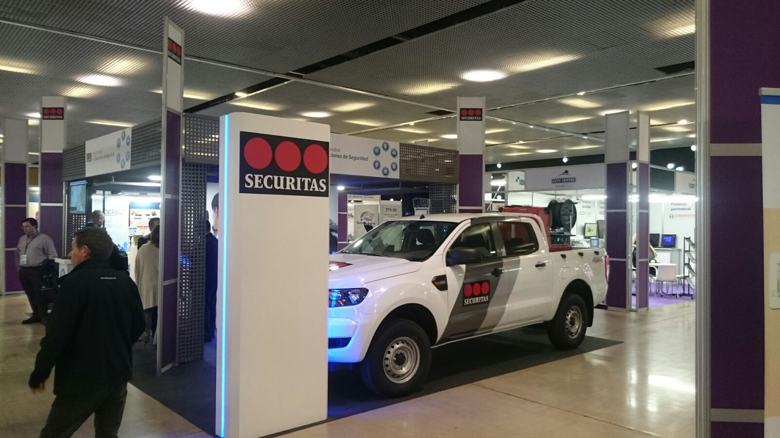Stand Securitas – Security Forum 2016
