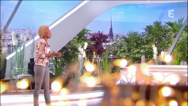 Amanda, France 2