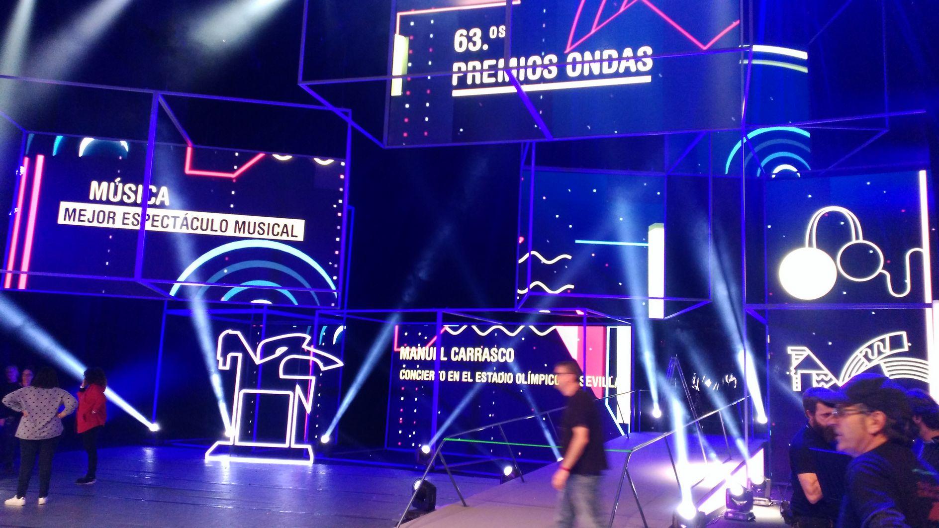 Premios Onda 2016 Barcelona