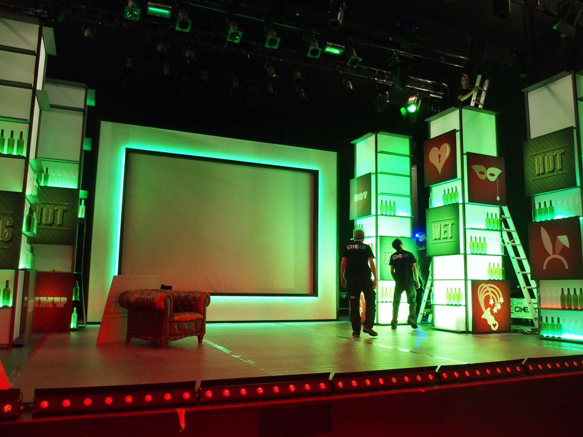 Sala Barts, escenografía Toni Moog.