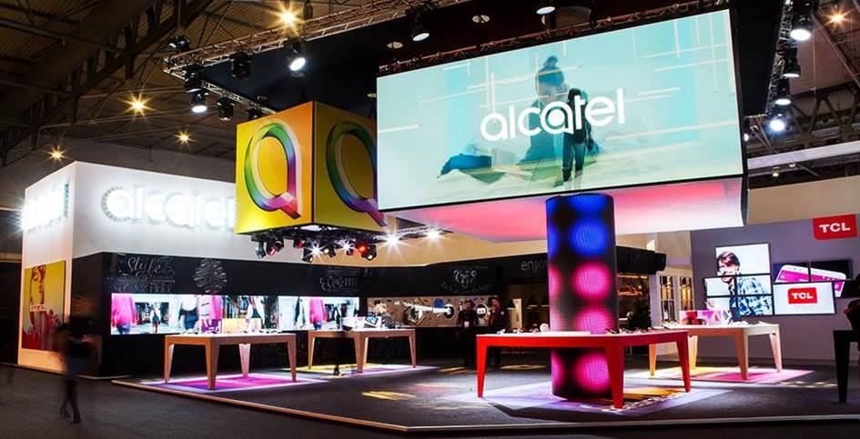 Alcatel – Stand MWC 2017 Barcelona