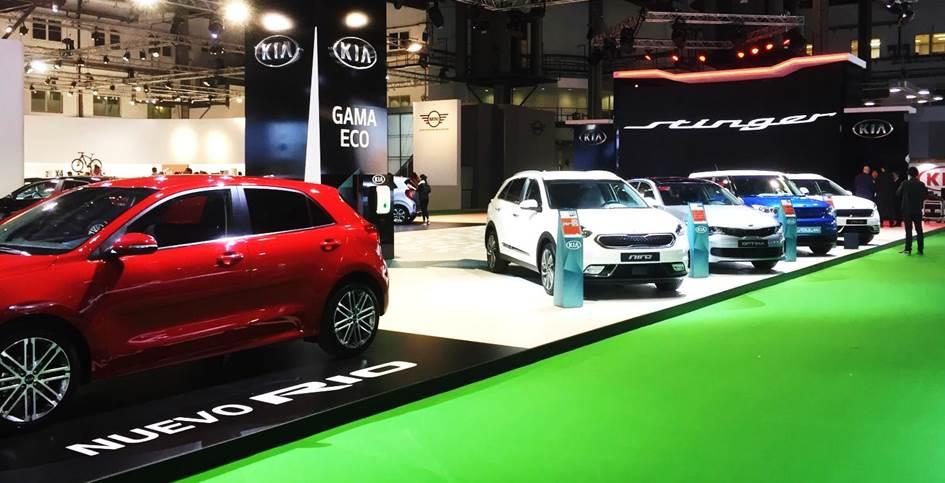 Kia – Automobile Barcelona 2017