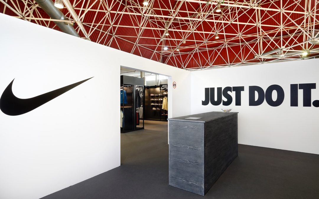 NIKE convention in Barcelona