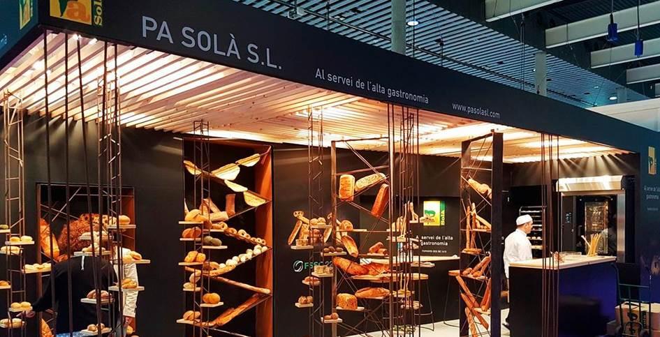Pa Solà – Alimentaria 2018 Barcelona