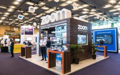 Stand Zoom para el ITXPO Gartner Symposium