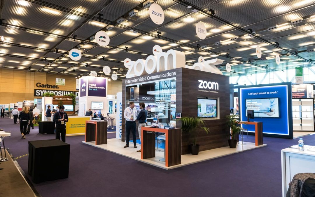 Stand Zoom for ITXPO Gartner Symposium