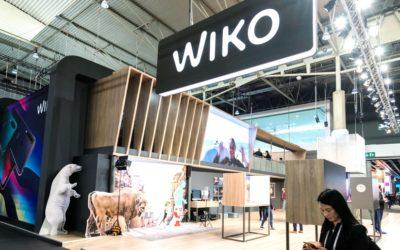 Wiko – Stand MWC 2019 Barcelona