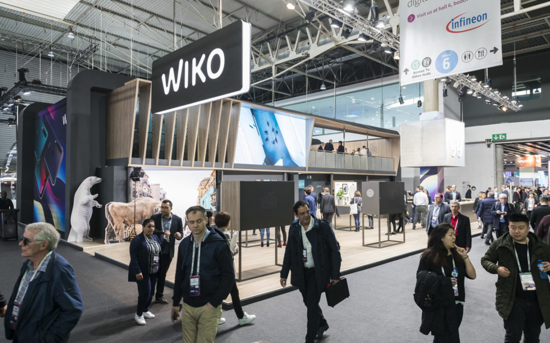 Stand para Wiko en MWC19