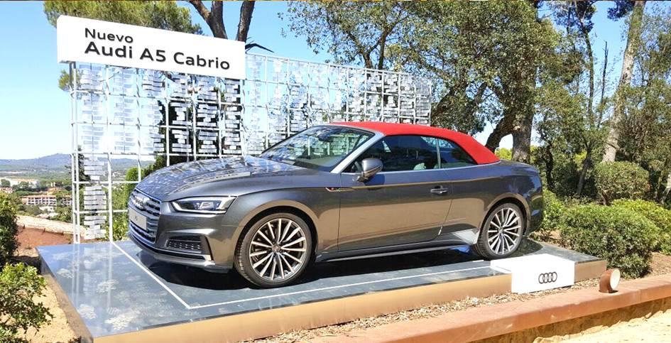 Audi A5 – Festival Cap Roig 2017 Girona