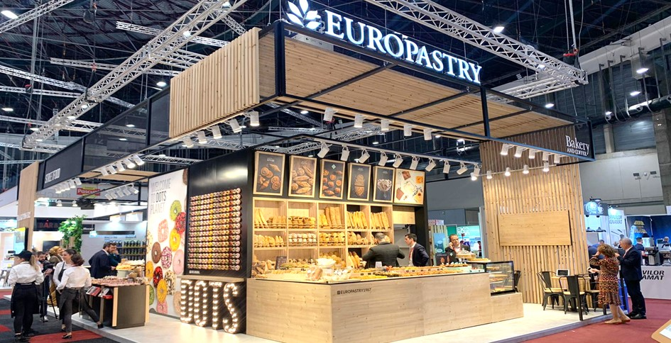 Europastry –  Expo HIP 2020 Madrid